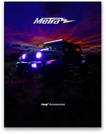 Image of Metra Jeep 2020 Catalog