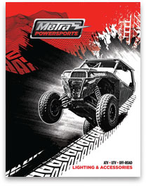 Image of Metra PowerSports 2020 Catalog