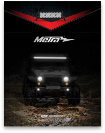 Image of Metra Jeep 2021 Catalog